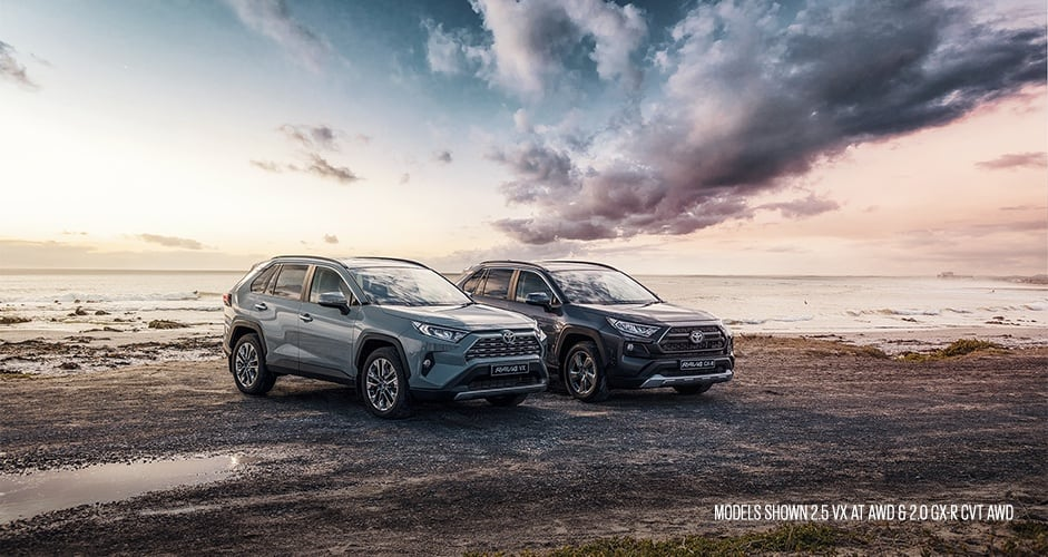 RAV4 - Make everyday a weekend